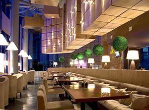 Afbeelding restaurantverlichting