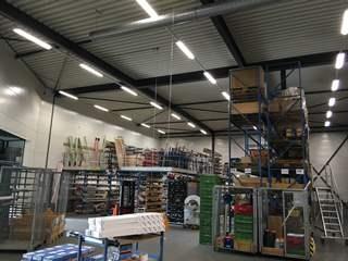 AGK Elektro: winkelinrichting en verlichting projecten